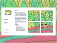 Edu VanHub Project_ UI/UX Desgn and Illustrations