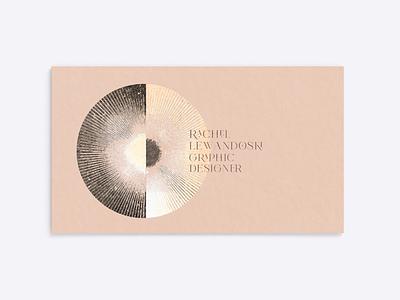 🌓 typography textured sunburst mystic astrological moon sun metallic branding print design photo manipulation photo editing photoshop