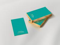 GOLD EDGED B.CARDS | iii