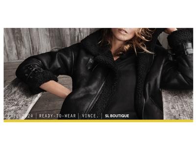 Sail Loft Banner Ad internship fashion advertising website ads marketing banner ad