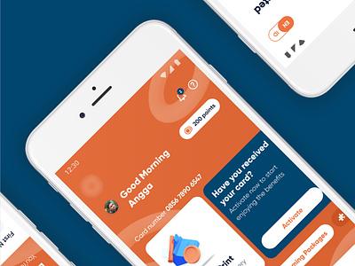 Personalized Phone Plan Mobile App phone plan mobile app design mobile design mobile ui mobile branding design app ux ui