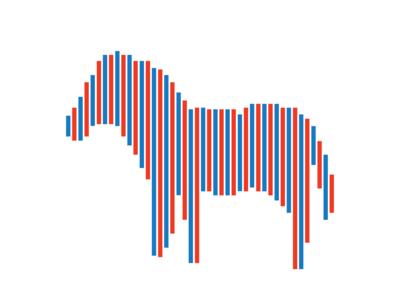 Zebra Line Art