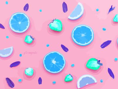 Fruits 🍋🍓