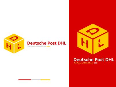 DHL re-brand