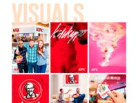 SMM for KFC Ukraine