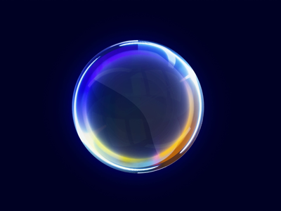 Glowing Orb motion graphics motion design 3d animation motion
