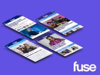 Fuse TV redesign