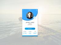 Daily UI User Profile 006