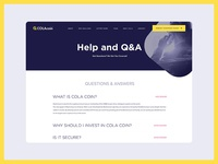 COLAcoin Questions and Answers Page