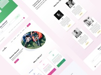 Tobehired :: Resume Builder & Recruitment Platform Landing page