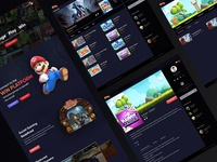 Win - Social Gaming platform