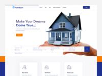 Kandiyan :: Homepage Design
