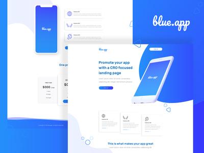 Blue.app