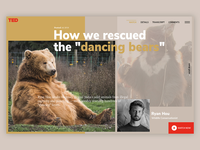 Ted talks: Bears could become extinct