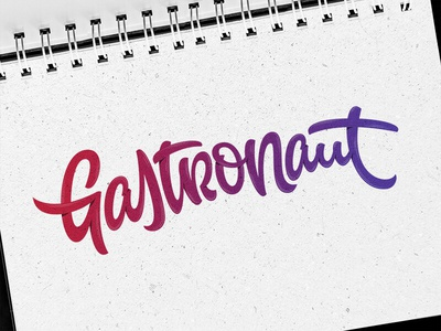 Gastronaut Type