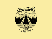 Adventure Tshirt Design