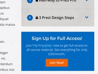 Sign Up for Full Access!