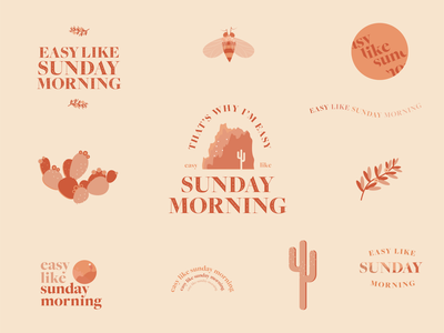 easy design illustration icon branding logo type design vector type