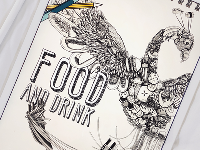 Best of Phoenix digital ipadpro procreate food phoenix bird phoenix freelance illustration