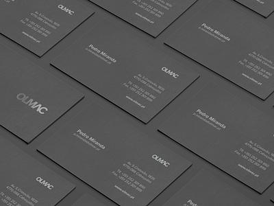 Business Card Mockup minimal business cards branding