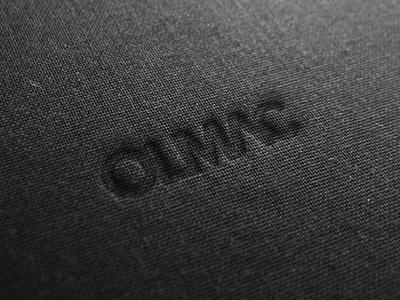 OLMAC Logo application typography logo company branding minimal
