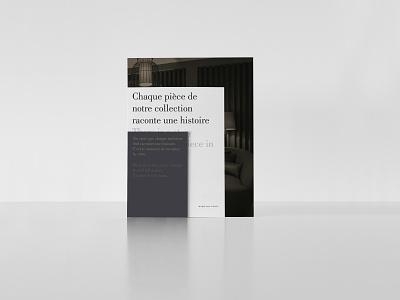 Hamilton Conte Product Catalogue Multiformat print design catalogue design product editorial design