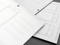 iOS 7 Sketch Templates