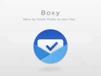 Boxy / Icon