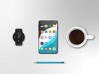 Fon - Smartphone Concept