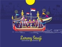 Indonesian Cultural Festival Poster