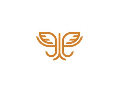 Flying Bird Logo Design (for sale)