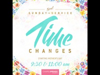 New Service Time Changes