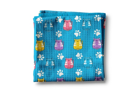 Fun Cats Sock Pattern Graphic knitting jacquard socks cute art pattern art pattern print custom cats cat kitchen kitcher design apparel