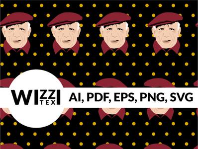 Pablo Picasso Sock Pattern Graphic apparel design apparel graphics pattern artist artists picasso pattern art custom pattern illustration knitting sock jacquard design socks apparel
