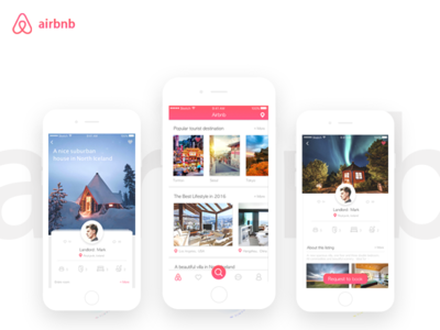 airbnb interface revision exercises