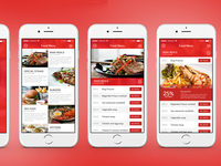 Restaurant Food Menu App