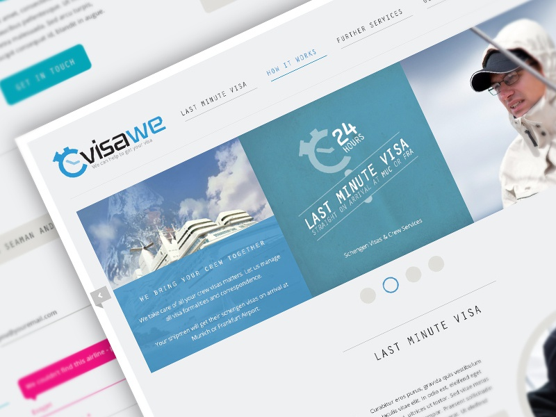 Single page layout design singlepage text single scroll infinite onepage layout clean typography business ui bootstrap minimal based website