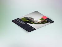 Flat Card Design - UI Widget