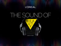 Logo / Intro - L'Oreal Sound of Beauty