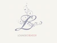 Floral Logo - Lounge Creator - Flourish CI