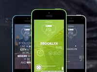 L'Oreal Mobile Site Design/Code INside Me