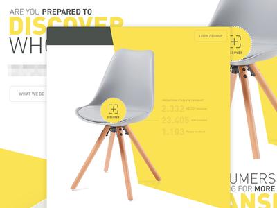 Product Detail Card - Sneak Peak sneak peak typography view detail product