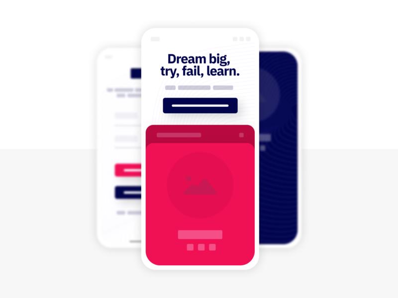 App Wireframe / Prototype / UI/UX best practise - iOS, Android, prototype sketch framer native placeholders android iphone mockup app wireframe ui ux design typography