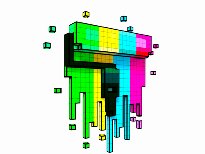 Pixel Icon 设计 图标 ui