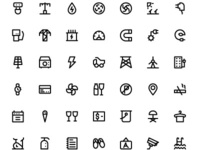 Smoth technology Icons