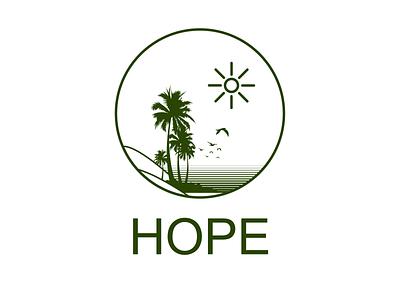 Icon design. symbol bird sun ux ui trees icons design vector graphic design illustration colorful adobe illustrator