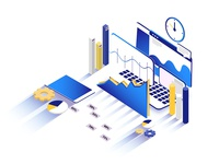 Isometric Illustration 03