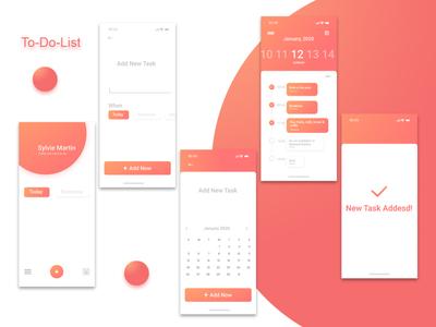 UI Design.