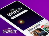 Divercity App