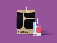 Kidbox Paper Bag
